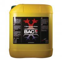 BAC 1 Component Groei