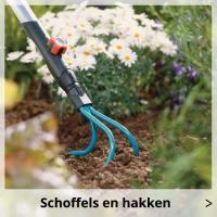 Schoffels en Harken