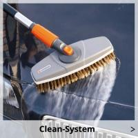 Clean-system