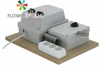 TMA automatische dimmer 2 - 11 A min speed setting