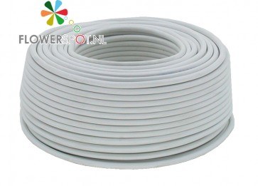 Voi-vmvl kabel wit   3x1,5 mm    p/mtr.