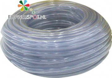 Tuinslang transparant 1/2     12.5mm  50 mtr.