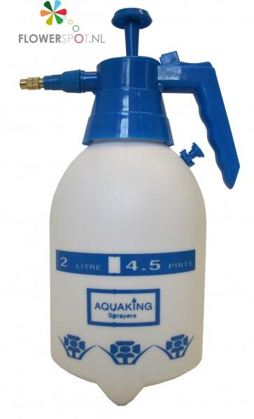 Aquaking 2 ltr. hogedrukspuit