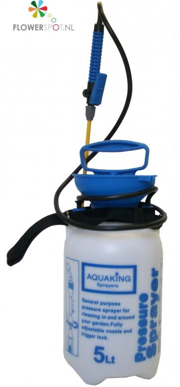 Aquaking 5 ltr. hogedrukspuit