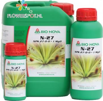 Bn  n 27%   (stikstof)  1 ltr.