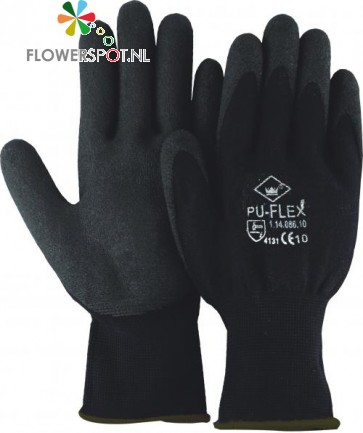 Handschoenen PU-flex maat XL