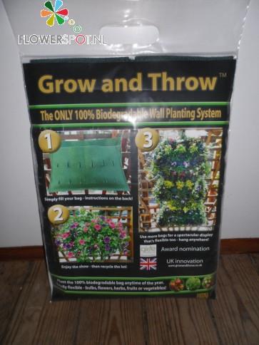 Grow and throw