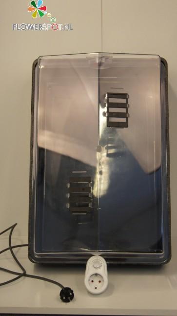 Propagator 64/50 met dimmer (60 x 40 x 25 cm)