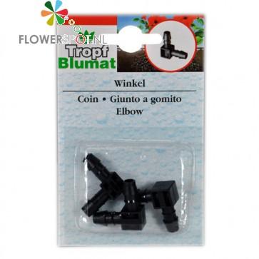 Blumat Verbinder 8 mm Verpakt per 3