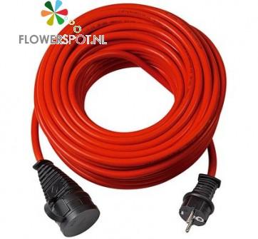 Brennenstuhl IP44 rubberen verlengsnoer 5m ho5rr-f 3 g1.5