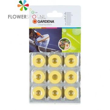 Gardena Shampoo Capsules 9 Stuks