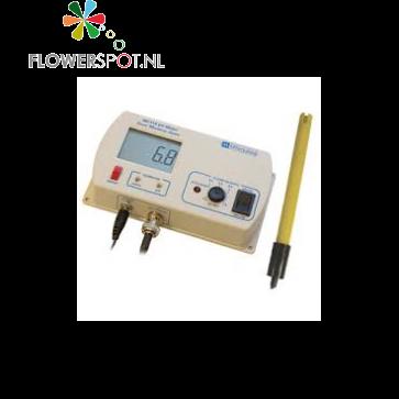 Milwaukee  MC110  pH monitor ph continue meter