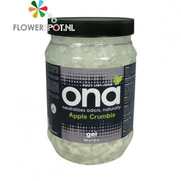 Ona Gel Apple Crumble 1 ltr Pot