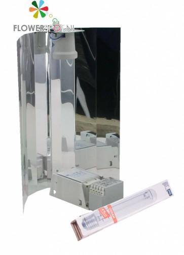 Zelfbouwset 600 W ELT - Osram - Spiegelkap