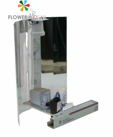Zelfbouwset 600 W Philips -GE Lucalox-Spiegelkap
