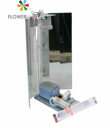 Zelfbouwset 600 W Philips Luxgear- Osram - Spiegelkap