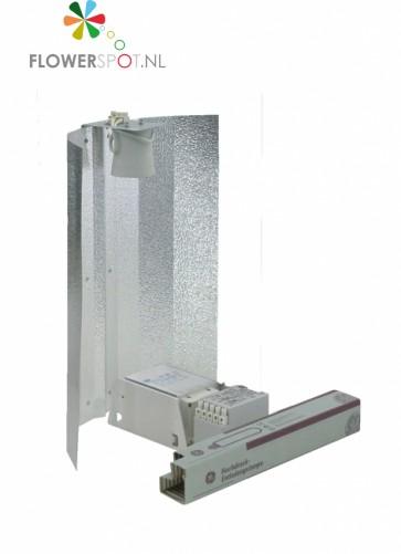 Zelfbouwset 600 W ELT -GE Lucalox - Hamerslagkap