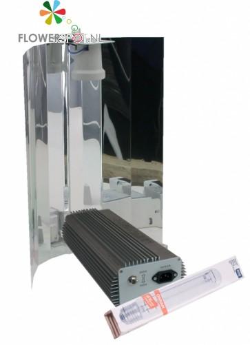 Zelfbouwset 600 W BAL - Osram- Spiegelkap