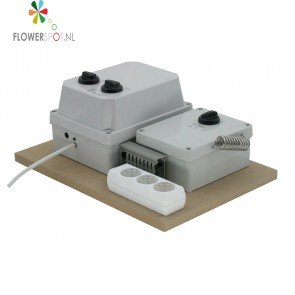 TMA automatische dimmer  2-7A  op plank
