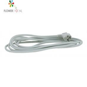 Vmvl kabel+stekker 3x1,5 mm 2 mtr.