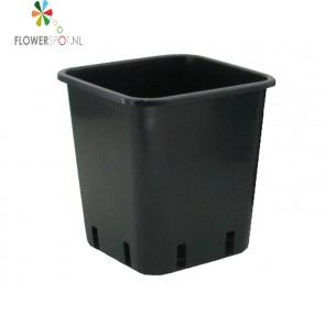 Pp  pot vierkant 18 ltr.   30,5x30,5x31 cm.