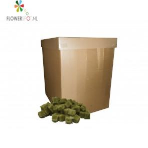 Grodan growcube  1,4x1,4x1,4 cm.