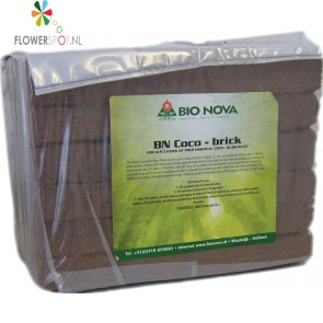Bn coco bricks  9 ltr. p/brick