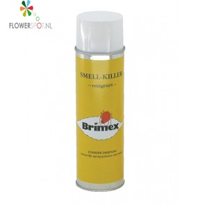 Brimex  smell killer  400 ml.     geurbestrijder