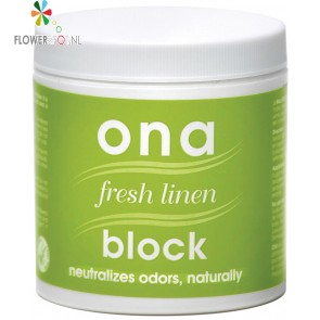 Ona block fresh linen 175 gr.