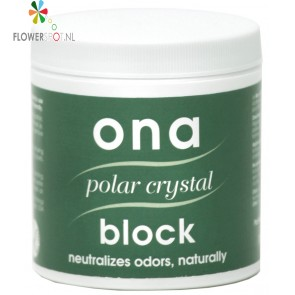 Ona block polar crystal 175 gr.