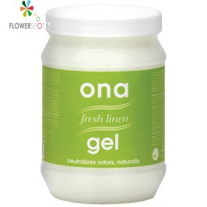 Ona gel fresh linen 1 ltr pot