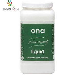 Ona liquid polar crystal 4 ltr. pot