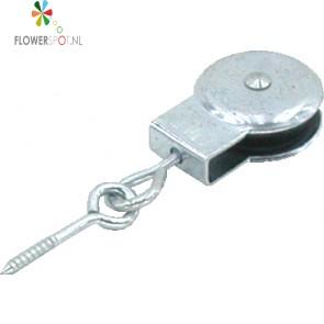 Katrol 32 mm. tbv 4/6 mm touw