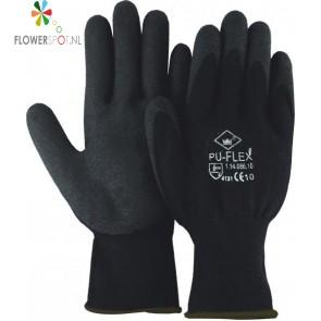 Handschoenen PU-flex maat XXL