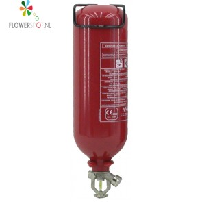 Brandblusser poeder rosco  automatisch   3 kg.