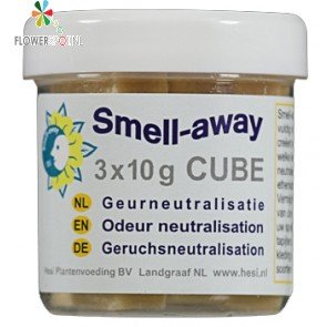 Vaportek smell-away cubepot 3 x 10 gr