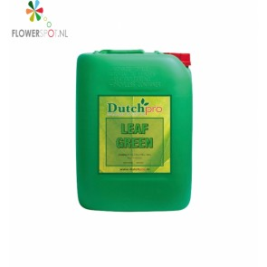 Dutchpro Leaf Green 10 ltr
