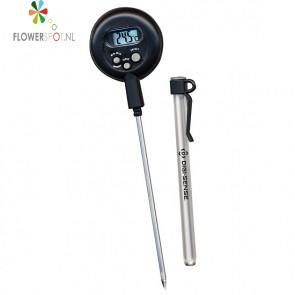 Thermometer min/max voor aarde/steenwol