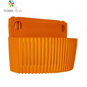 Woolly pocket living wall planter, oranje