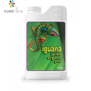 Advanced Nutrients Iguana Juice Organic Grow 10 liter