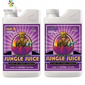 Advanced Nutrients Jungle Juice 2-Part Bloom A & B 1 liter