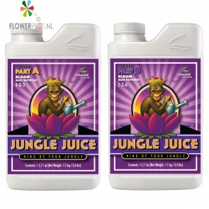 Advanced Nutrients Jungle Juice 2-Part Bloom A & B 10 liter