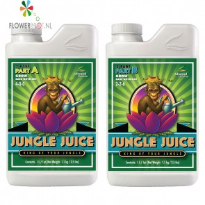 Advanced Nutrients Jungle Juice 2-Part Grow A & B 1 liter