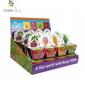 Buzzy kids grow kit assorti