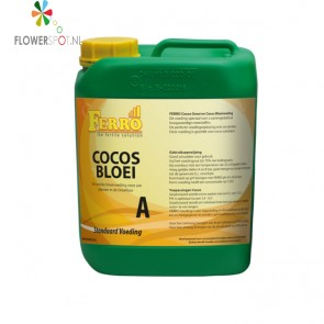 Ferro Standaard Cocos Bloei A & B 5 ltr