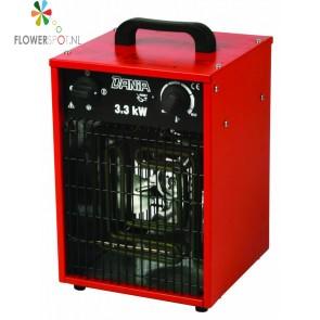 Dania Electroheater 3.3 kw 1.65 / 3.3 kw
