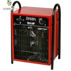 Dania 15 kw (380v)elektrische ventilator kachel.