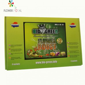 Biogreen Flower Boost 6 st/doos