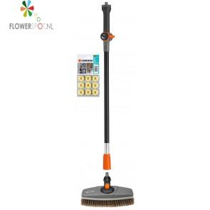Gardena Cleansystem Autowas-Set (Wasborstel + Watersteel 90)