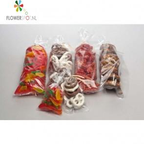 Polypropyleen Plano Plastic Zakjes 22.9x30.5 (250 stuks)